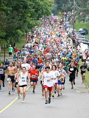 Newtown Road Race