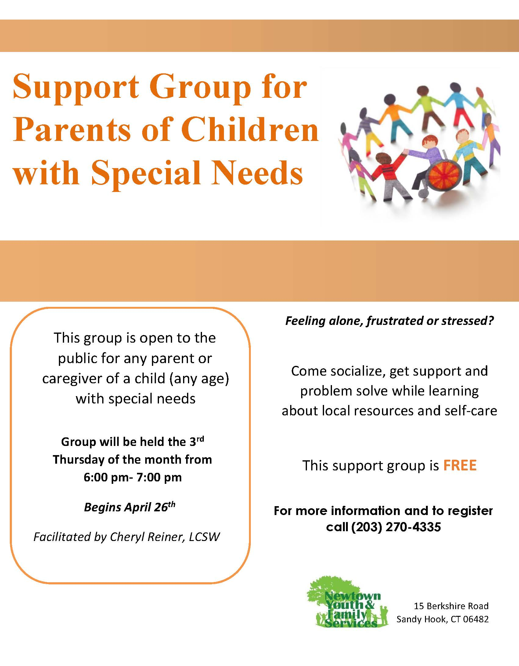 As More Parents Of Special Needs >> Special Needs Parent Support Group